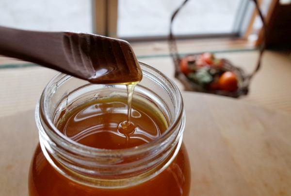 日本みつばちのハチミツ2